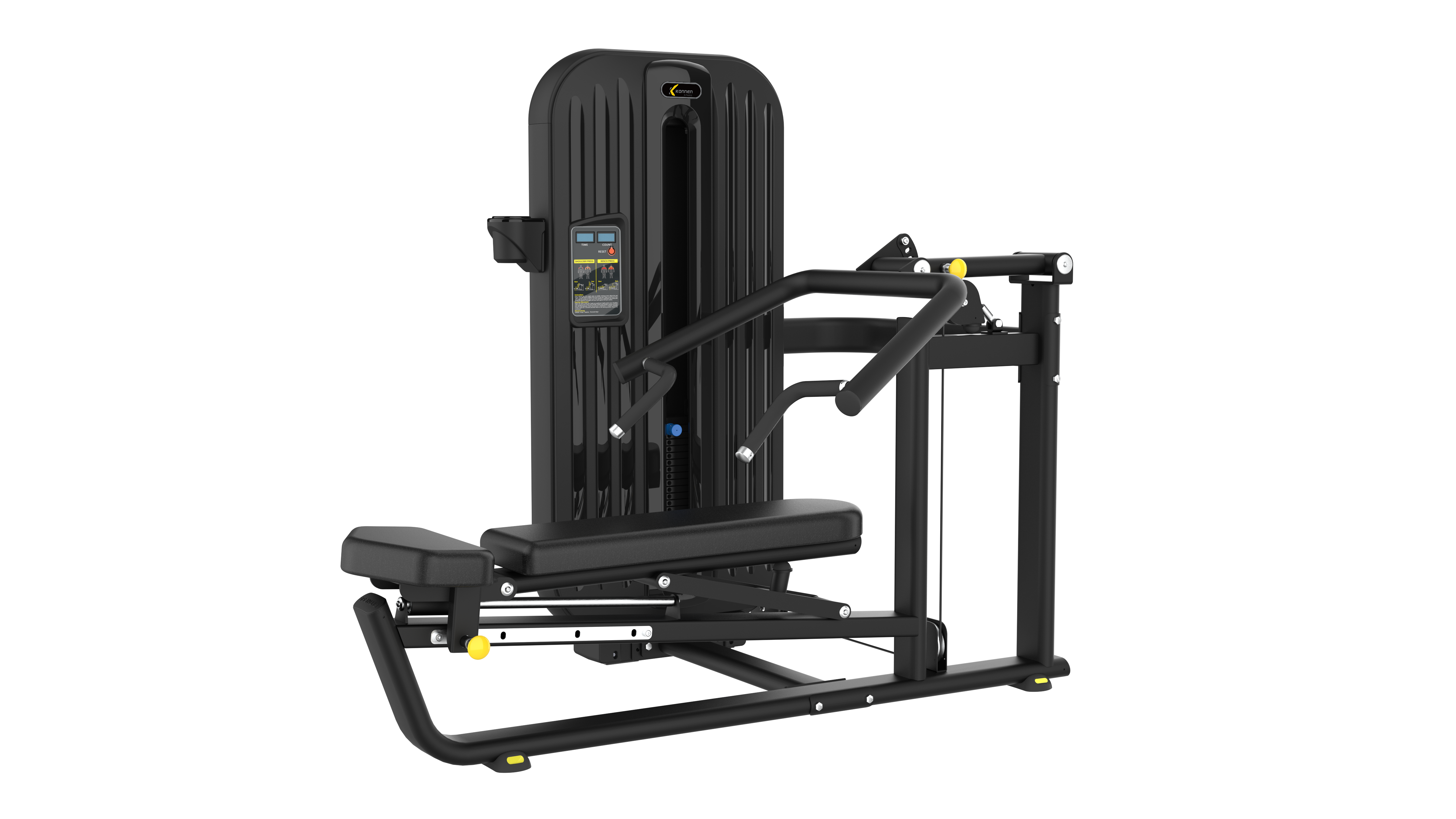 Seated/Horizontal Shoulder Press