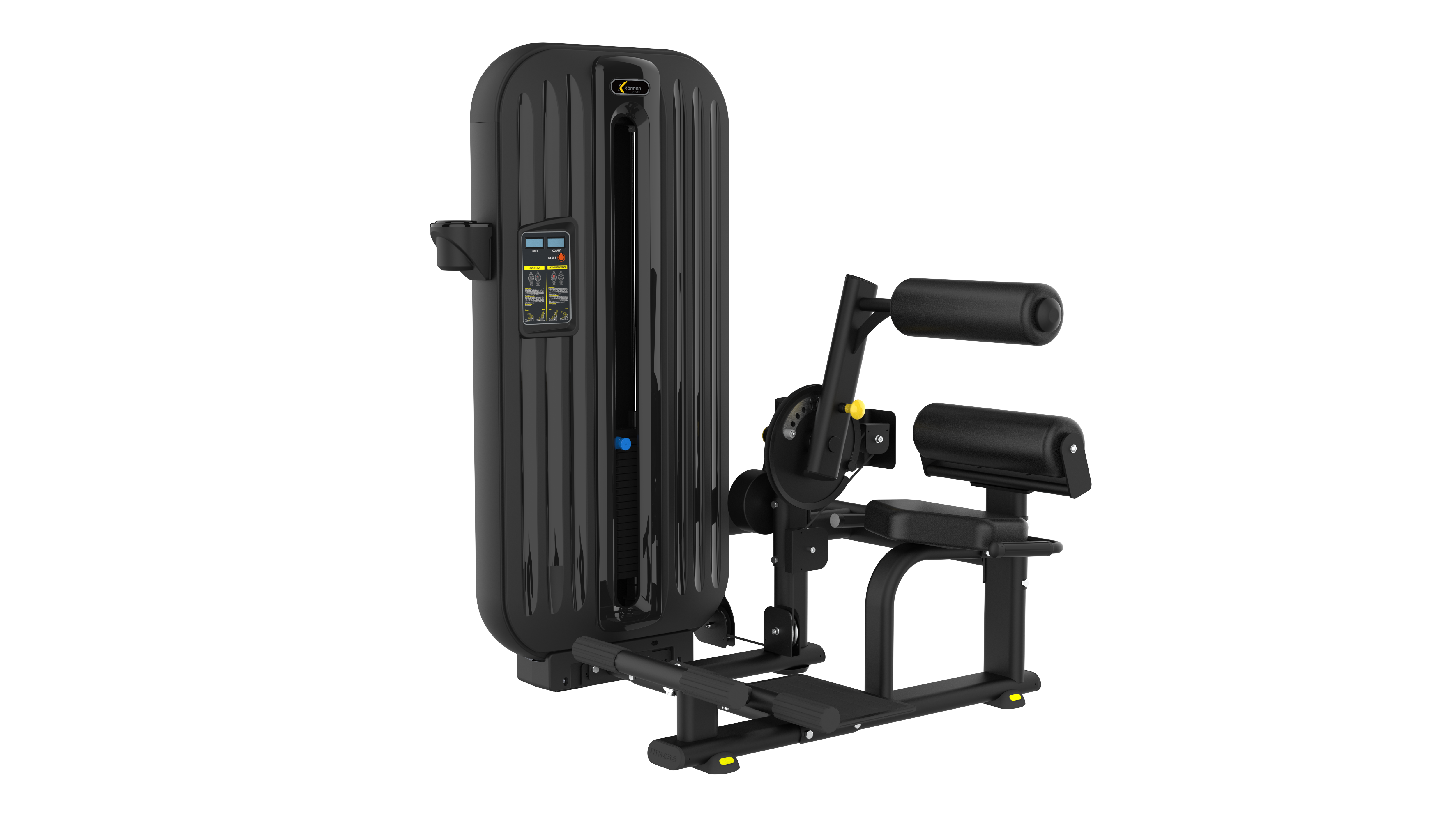 Lower Back/Abdominal Machine