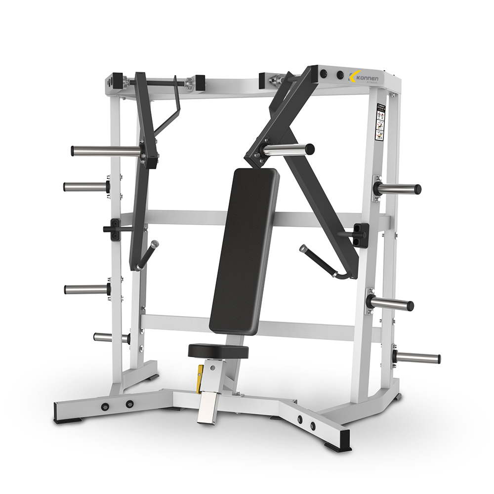 Wide chest press