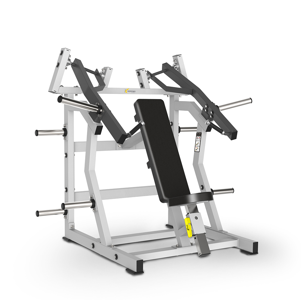 Seat incline chest press