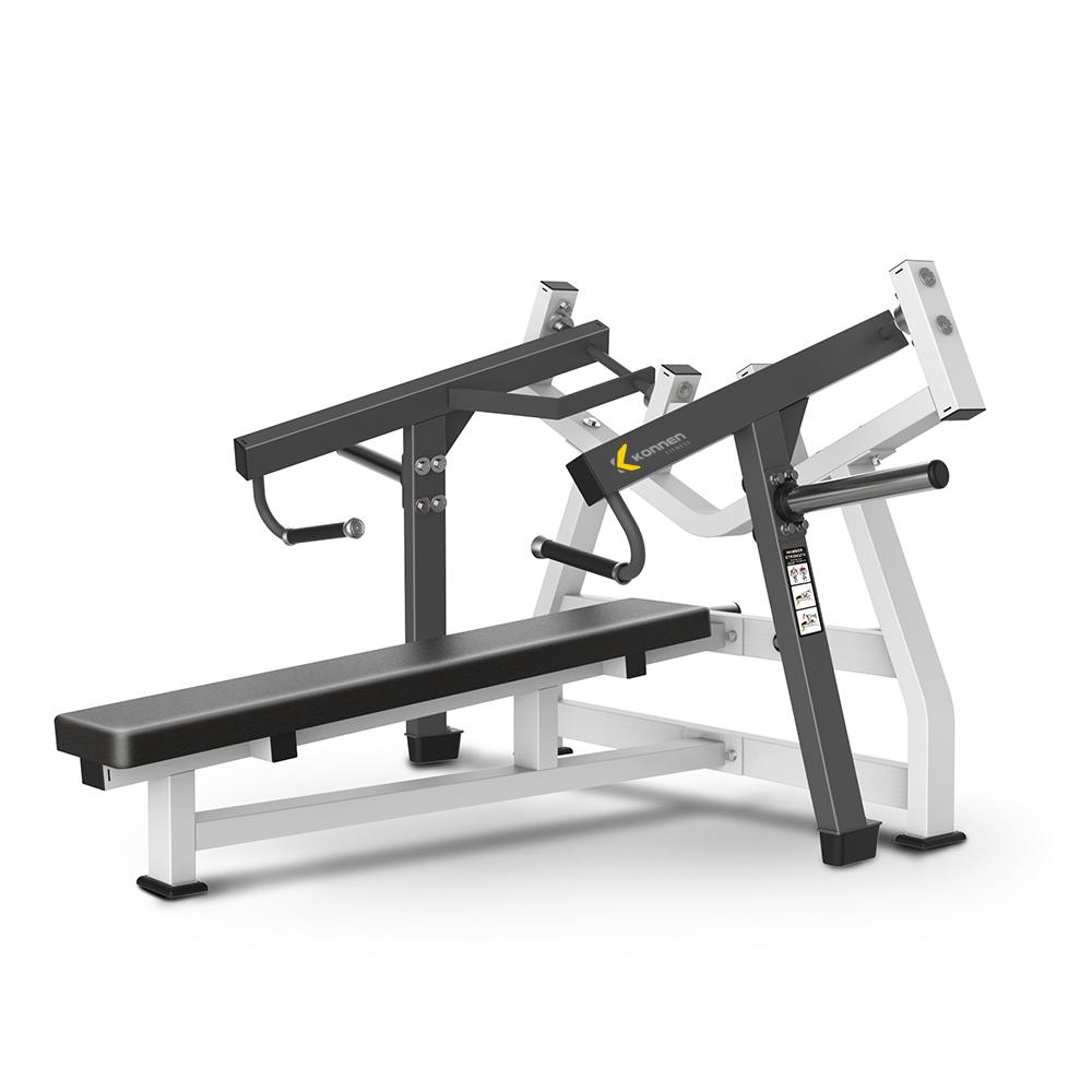 Laydown chest press