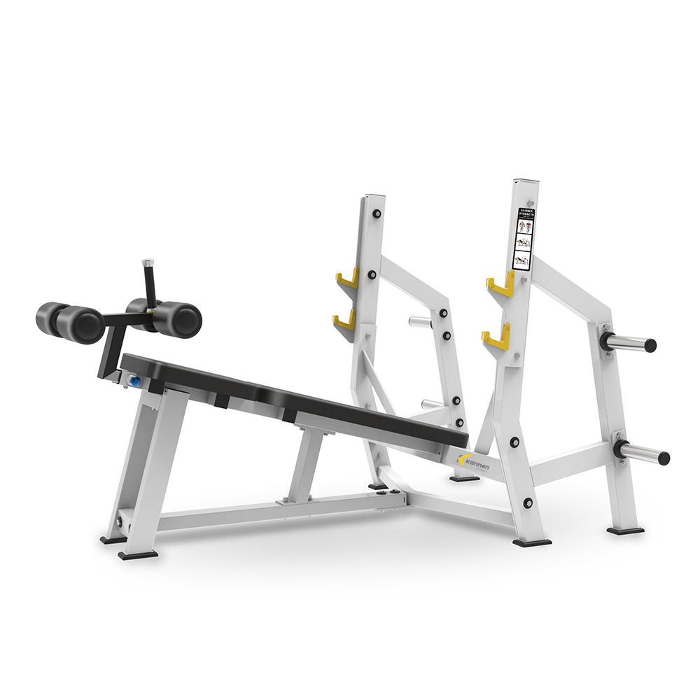 Incline Olympic bench