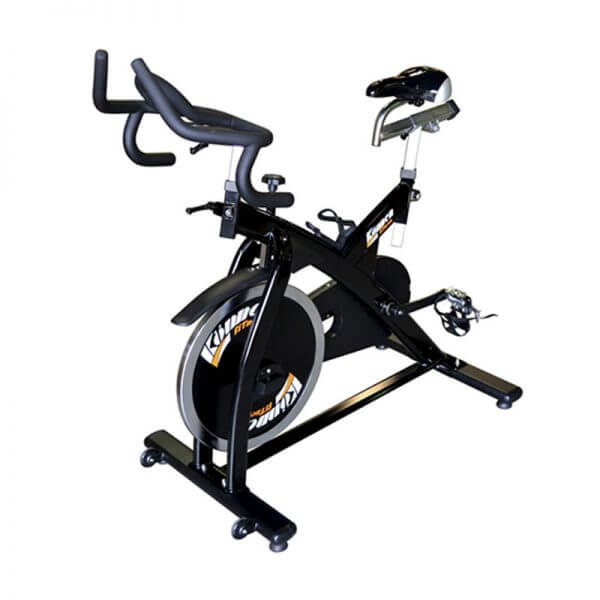 Spinning bike HIGOL COM PAINEL Preta