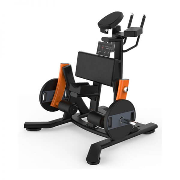 SPLIT TYPE LEG CURL TRAINER